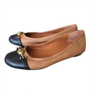 Coach Leila Ballet Flats Size 8.5